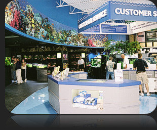 Aquarium Adventure Expertise and Customer Service