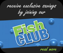 Receive Exclusive Savings By Joining Our Fish Club